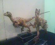 ようこそ恐竜ラボへ!@自然史博